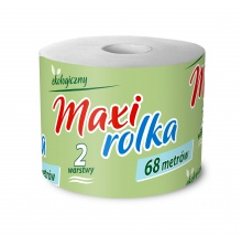 Papier toaletowy Maxi rolka