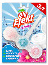 Zawieszka do WC Big Efekt Flower
